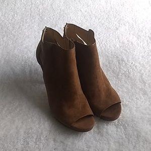 Michael Michael Kors Peep Toe High Heels Size 10M